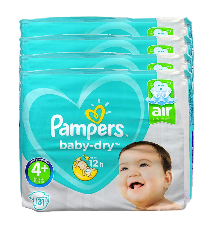 Pampers Air